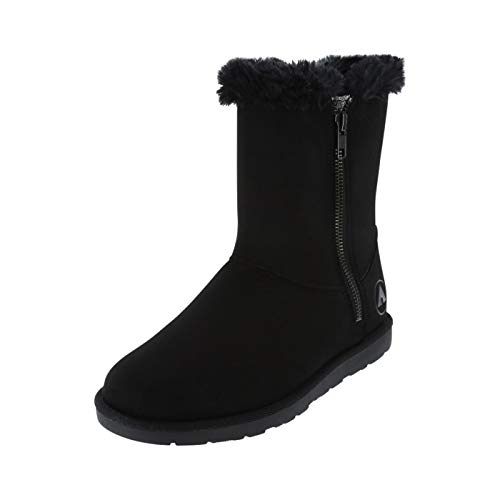 Airwalk Black Women's Prim Cozy Boot 5 Regular