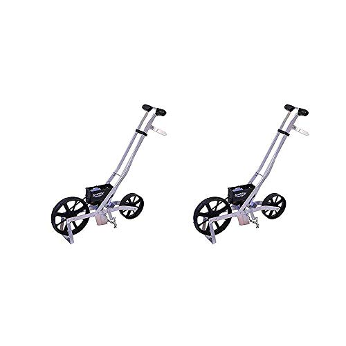 Fantastic Deal! Earthway Precision Garden Seeder Adaptable Seed and Fertilizer Spreader (2 Pack)