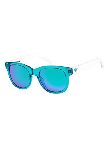 Roxy Malanai-Gafas De Sol para Chicas 8-16, Niñas, Blue/Blue/Blue-Combo, 1SZ