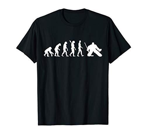 Evolution Eishockey Goalie T-Shirt