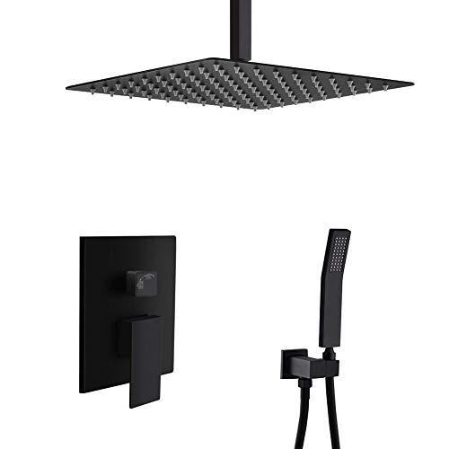 STARBATH Ceiling Mount Shower Set, 12 Inch Shower System...