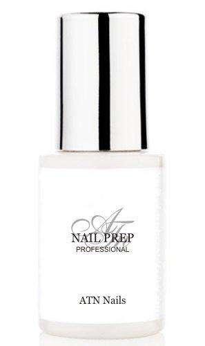 ATNails Acrylic Gel Bonder Anti - Lift Nail Prep 100 Ml / 3,5 Oz Salon Liquid For Artificial Nails by ATNails