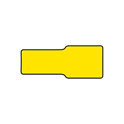 Carpoint 1623833 Cosses de Câbles 849 Jaune 10Pièces