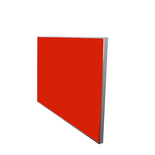 BGZ Mesa de comedor plegable multifuncional Instalación de escritorio de pared Mesa caduca Mesa de cocina Mesa de computadora,rojo,Los 70 × 45cm