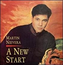 Martin Nievera : A New Start (Filipino CD)