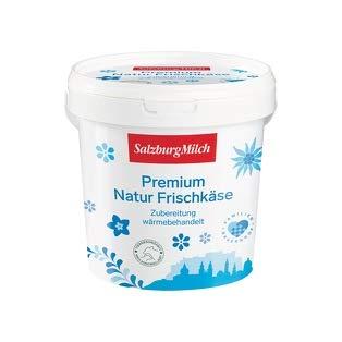 SalzburgMilch Formaggio fresco spalmabile 1 kg