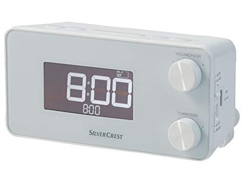 Radiowecker Wecker FM Snooze Naptimer Sleeptime Funktion