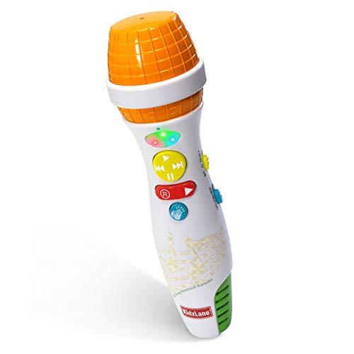 5. Kidzlane Karaoke Microphone for Kids