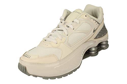 Nike Damen Shox Enigma 9000 Sneaker Beige 35,5
