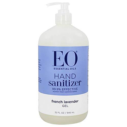 Eo, Hand Sanitizer Gel Lavender, 32 Fl Oz