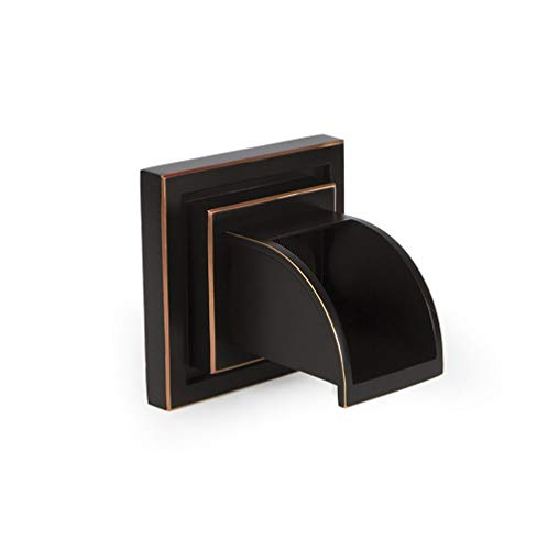 Atlantic Water Gardens WSM-S Wall Spout, Oil Rubbed Bronze Finish