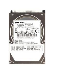 TOSHIBA MK8050GAC 80GB 2.5 AUTOMOTIVE 24 X 7 DRIVES. TAKE ALL PRICE Toshiba MK8050GAC HDD2G17 80GB 4200RPM 8MB ATA 100 2 5 inch Hard Drive