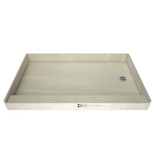 Tile Redi 3060R-PVC Redi Base Shower Pan, 60