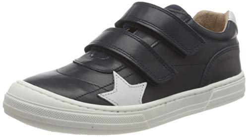 Bisgaard Unisex-Baby kae Sneaker, Navy,27 EU