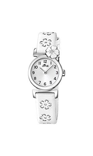 Lotus Reloj Análogo clásico para niñas de Cuarzo con Correa en Cuero 18174/1