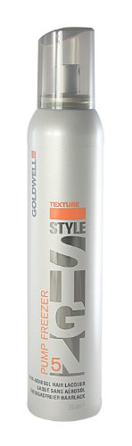 Goldwell Style Sign Texture unisex, Pump Freezer Haarlack, 200 ml, 1er Pack, (1x 1 Stück)