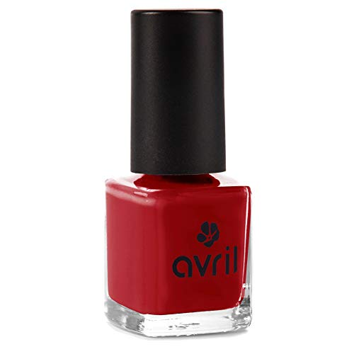 Avril Vernis à ongles Bio, formule 7 Free