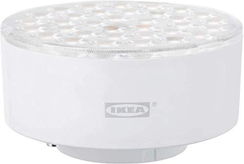 IKEA LEDARE GX53 - Bombilla LED (1000 lúmenes, luz blanca cálida, intensidad regulable) [Clase de eficiencia energética A+]