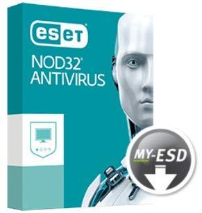 ESET NOD32 Antivirus | 1 Gerät | 1 Jahr | ESD |...