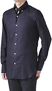 Finamore(フィナモレ) シャツ メンズ ESCLUSIVA ボタンダウンシャツ LEONARDO-044932 [並行輸入品]