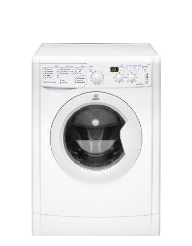 Indesit IWD 71251 EU Libera installazione Carica frontale 7kg 1200Giri/min A+ Bianco lavatrice