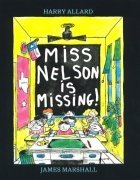 Paperback Miss Nelson Is Missing! Book
