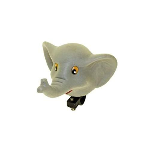 P4B Tierfigurhupe Elefant Tierfigur Tier Figur Fahrradhupe Fahrrad Hupe Fahrradklingel Klingel Kinderfahrrad Kinder Kinderfahrradklingel Kinderfahrradhupe