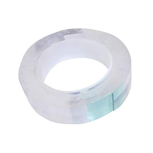 はがせる 両面テープ 剥がせる粘着マットテープ ゲル粘着テープ オフィス 貼ってはがせる 内装パーツ