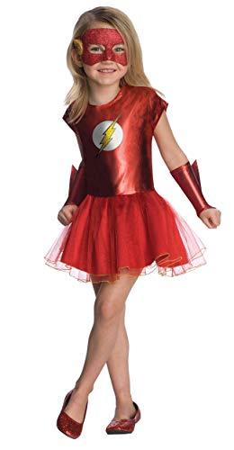 Rubie's Justice League Child's Flash Tutu Dress - Small