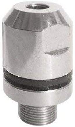 CB MIRROR ANTENNA MOUNT 3//8 x 24T STAINLESS STEEL