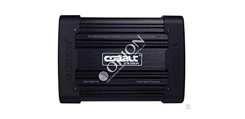 Orion CB2500.1D Cobalt Series Monoblock Class D 1-Ohm Amplifier