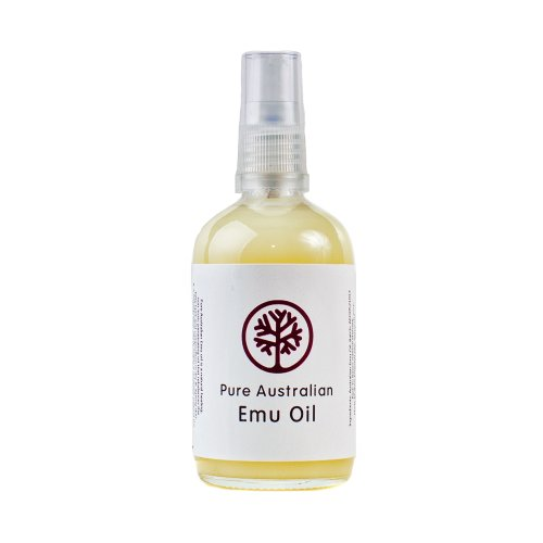 100ml Bottle of Pure FREE RANGE Australian EMU Oil