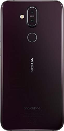 Nokia 8.1 (Iron, 4GB RAM, 64GB Storage)