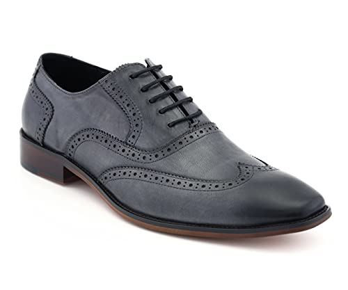 Top 10 best selling list for grey wingtip dress shoes