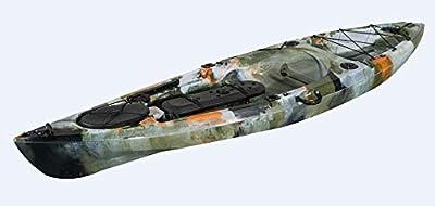 UK KAYAKS LTD. 10ft Pro Angler Fishing Kayak (Jungle Camo) from UK KAYAKS LTD