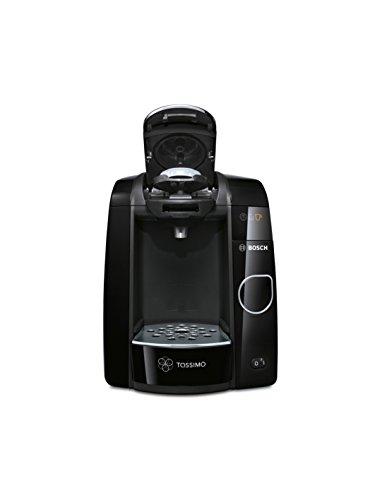 Bosch TAS4502GB coffee maker - coffee makers (freestanding, Fully-auto, Pod coffee machine, Bosch Tassimo, Coffee pod, Cappuccino, Coffee, Espresso, Hot chocolate, Hot water, Latte macchiato, Tea)
