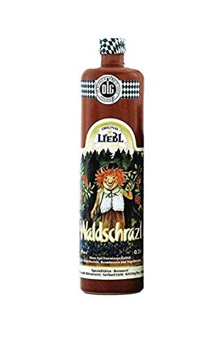 Liebl Waldschrazl Klare Spirituosenspezialität 0,7 Liter