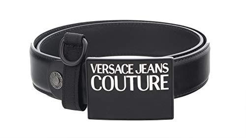 Versace Jeans Couture mannen riem nero