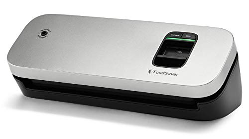 Foodsaver 31161366 Space Saving Food Vacuum Sealer