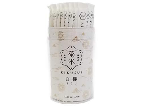菊水産業『純国産白樺ようじ』