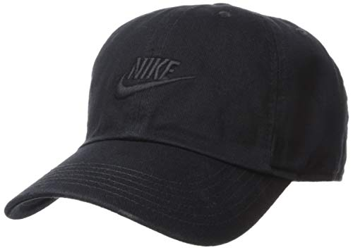 Nike Kinder Heritage 86 Cap, Black, One Size