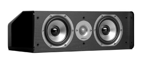 Our #1 Pick is the Polk Audio CS10 Center Channel Speaker