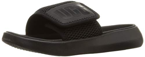 UGG La Light Slide Größe 38 EU Black/Black