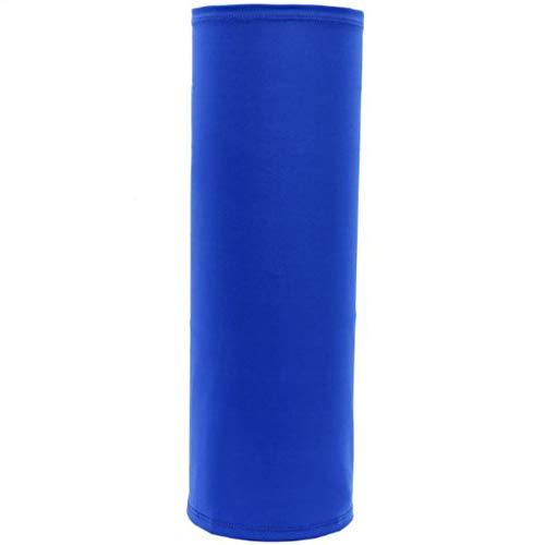 Angelliu Naadloze Choker,Multifunctionele Bandana, Unisex Sjaal Anti UV Stofdicht Voor Zomerseizoen 1 St.