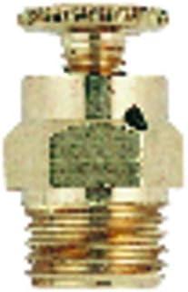 Expert by net - Grifería gas de radiador - Purgador con volante M1/8