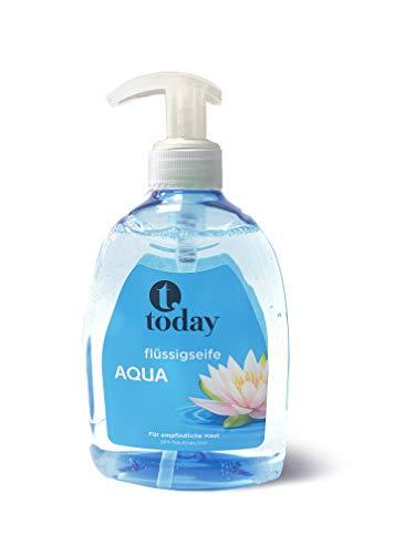 Today - Flüssigseife Aqua, Original (Pumpe) - 500ml