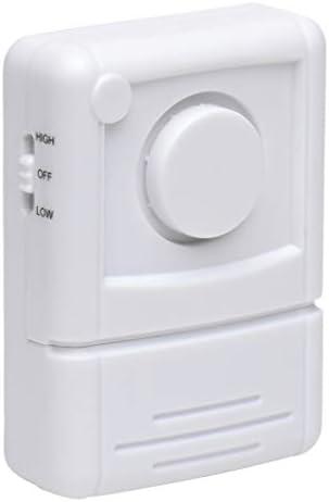 120dB Window or Door Alarm Vibration Security Emergency Burglar Wireless Shock Detection Home product image