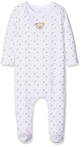 Steiff Baby-Mädchen Strampler, Rosa (Barely Pink 2560), 68