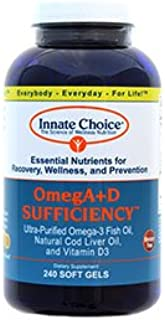 innate choice omega a+d sufficiency