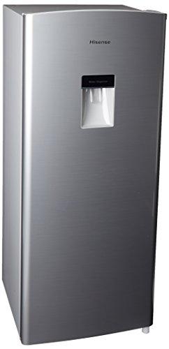Hisense RR63D6WGX Refrigerador 6.3 Pies con Dispensador de Agua Gris